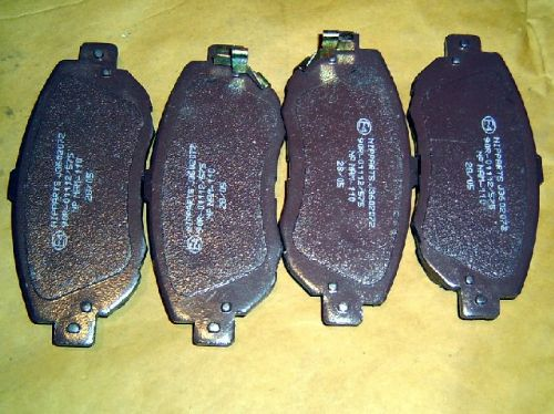 Front brake pads, Lexus GS, IS, SC, Toyota Aristo, Supra